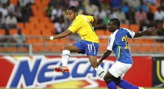 บราซิลอุ่นสอนบอลแทนซาเนีย 5-1