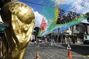 จับตาความอลังการ พิธีเปิดบอลโลก 2010
