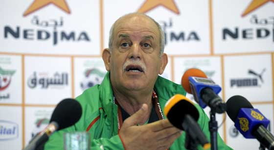 โค้ชแอลจีเรียขอลาหลังบอลโลกหลังลูกทีมแตก