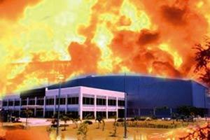 ไฟโหมโกดังศรีไทยซุปเปอร์แวร์ วอด 5 หลัง
