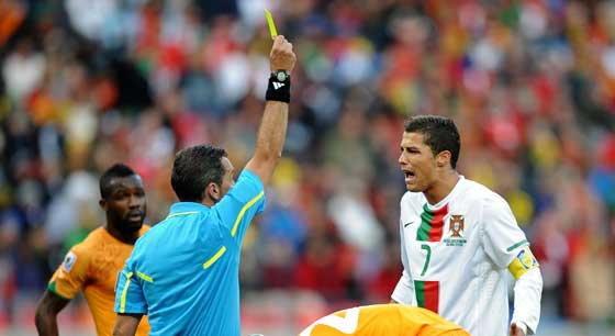 FIFAแถลงล้างแข้งสะสมใบเหลืองหากเข้า8ทีม