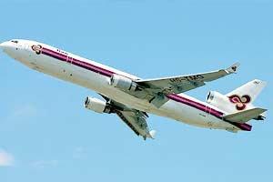 บินไทยตกหลุมอากาศขณะลงญี่ปุ่นเจ็บ4