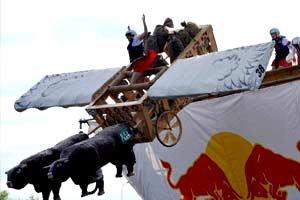 สุดรั่ว ! Red Bull Flugtag แข่งขันยานบินพิลึก