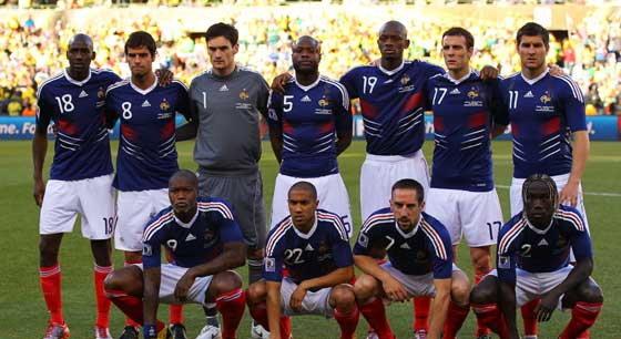 สปอนเซอร์เลิกหนุนทีมชาติฝรั่งเศส