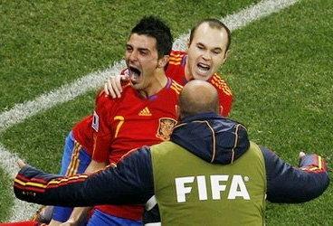 สเปนเฉือนฝอยทอง1-0 ชนปารากวัย 3กค.