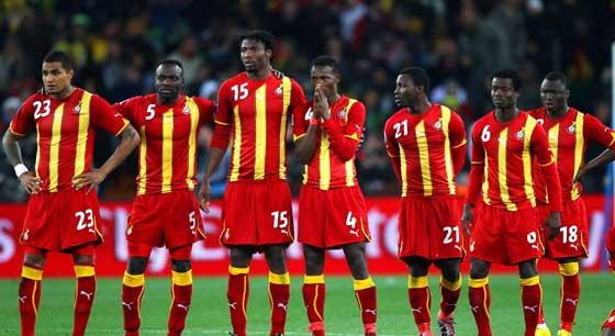 ทีมนักเตะกานายังเป็นฮีโร่ของทวีปแอฟริกา