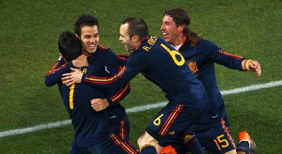 สเปน-ฮอลแลนด์ถูกยกเป็นเต็งแชมป์บอลโลก