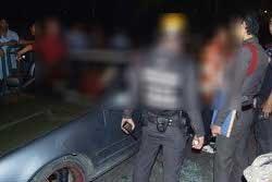 ทหารเมา ชักปืนกราดยิง พลาดโดน นิสิตจุฬาฯ เจ็บ