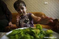 ทึ่ง! เด็กกินพริกได้มากที่สุดในโลก