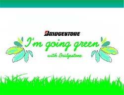 งาน I'm going green Rally with Bridgestone