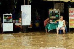 จับตาโซนวิกฤตกทม.13 เขต 27 ชุมชน น้ำท่วม!!!