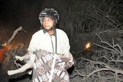 อินโดฯ ภัยพิบัติซ้ำ!! ภูเขาไฟระเบิด ตาย 19 ศพ