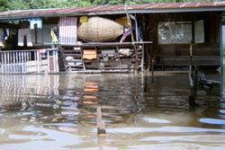 จับตาสถานการณ์น้ำท่วม ทั่วประเทศ