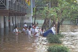 อ่วม! โรงเรียน 749 แห่งจมน้ำ เปิดเทอมไม่ได้