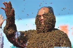 ว้าว! มนุษย์ผึ้ง ตัวจริงเสียงจริง