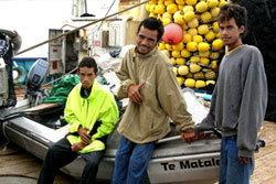 ทึ่ง!3 วัยรุ่นรอดตาย หลังลอยกลางทะเล 50 วัน
