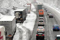 หิมะยังถล่มอังกฤษ-คมนาคมเป็นอัมพาต!