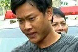 จำคุก 33 ปี น้องชายเอกขาว มือฆ่าผู้กองโอ๊ต
