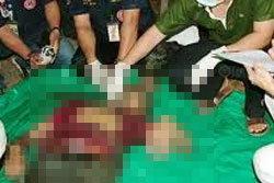 จับ 3 พ่อลูกโหด!! ฆ่าลูกจ้างพม่า 2 ศพ