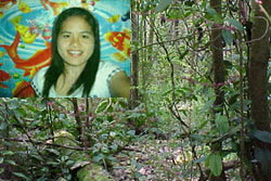 หญิงสาวหายปริศนาป่าเขาใหญ่ ร่างทรงชี้ลบหลู่เจ้าที่