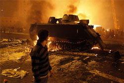 อียิปต์เดือด! นักโทษหนีคุก- ปล้นสะดมทั่วเมือง