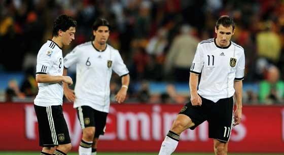 อุรุกวัย-เยอรมัน ชิงที่3 บอลโลก คืนนี้