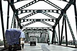 ตำรวจปูดข่าว! วินาศกรรมสะพานข้ามเจ้าพระยา