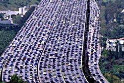 อึ้ง!! รถติดยาว100กิโลเมตร ค้างบนถนนนาน5วัน