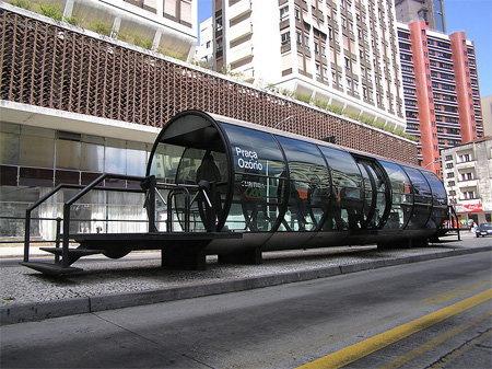 เลิศ!!สีสันป้ายรถเมล์สุดฮิปจากหลายมุมโลก