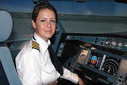 เริ่ดด! กัปตันหญิงคนแรกแห่งสายการบินเอติฮัด