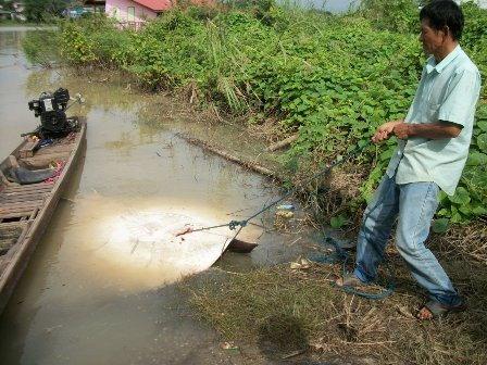 ตะลึง! ชาวนครสวรรค์ ตกปลาราหูหนัก 200 กิโลกรัม