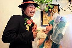 แปลก! พิธีแต่งงานในรูปแบบคอสเพลย์