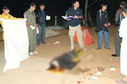 สลด! พบศพนักเรียนวัย15 นอนตายข้างถนน
