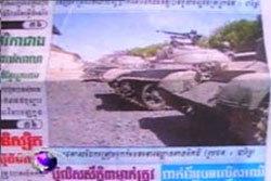 สื่อเขมรเสี่ยมชาวบ้านเกลียดคนไทย