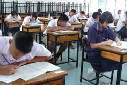 สทศ.เผย เด็กไทยสอบโอเน็ตตกระนาว!