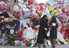 รักเธอตลอดไป.. ประมวลภาพงานศพ วิทนีย์ ฮุสตัน