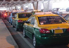 โชเฟอร์แท็กซี่ตายปริศนาคารถที่สุวรรณภูมิ