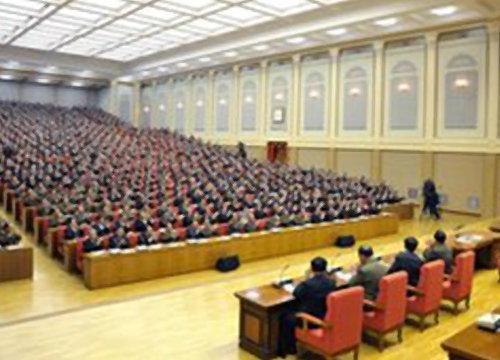 สภาเกาหลีเหนืออนุมัติขยายโปรแกรมนิวเคลียร์
