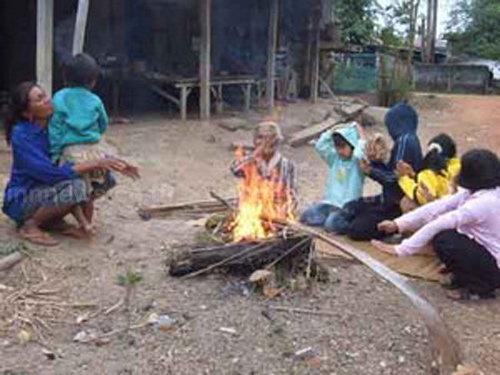 อุตุพยากรณ์ไทยหนาวต่อกทม.16-18องศา