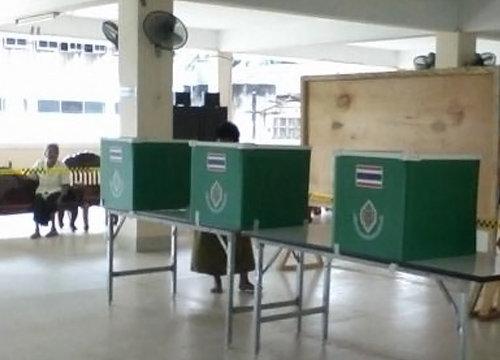 กกต.จันทบุรี เดินหน้าจัดการเลือกตั้ง