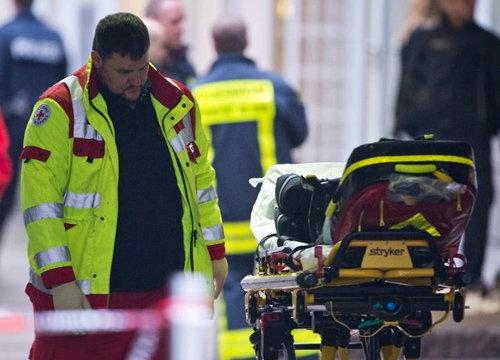 คนร้ายกราดยิงใส่ศาลในเยอรมันเสียชีวิต2ราย