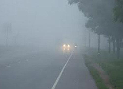 อุตุเผยไทยอุณหภูมิสูงขึ้นแต่ยังหนาวเย็นเช้าหมอกหนา