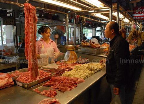 พิษณุโลกหมูแพงรับเทศกาลตรุษจีน