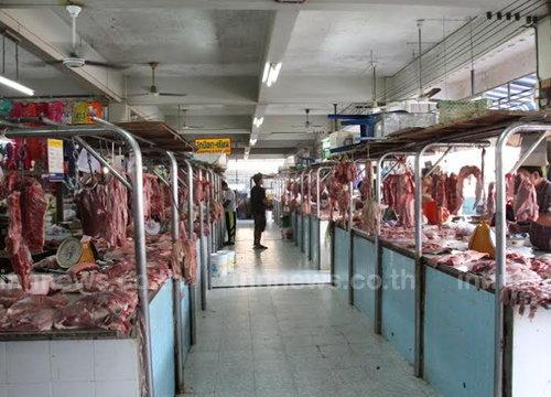 เนื้อหมูแห่ขึ้นราคารับตรุษจีนอย่างต่อเนื่อง