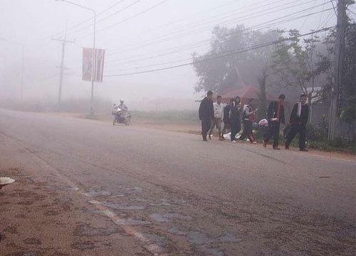 อุตุฯเผยไทยตอนบน27-28ม.ค.เย็นลง3องศา