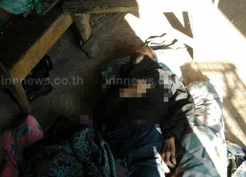 พบศพหนุ่มลำปางนอนตายหน้าบ้านคาดหนาวจัด