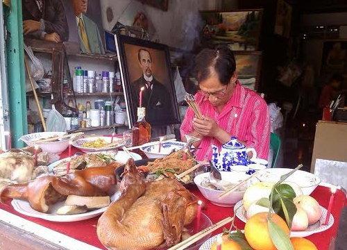 ชาวไทยเชื้อสายจีนในจ.สตูลไหว้เจ้าขอพร