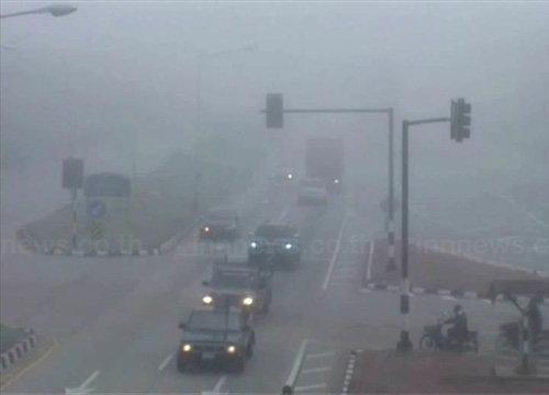 อุตุฯเผยไทยอากาศยังหนาวเย็นเช้ามีหมอกระวังการสัญจร