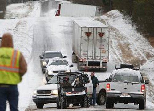 อุตุฯเตือนพายุหิมะในอเมริกาเหนือส่อเค้าแรง