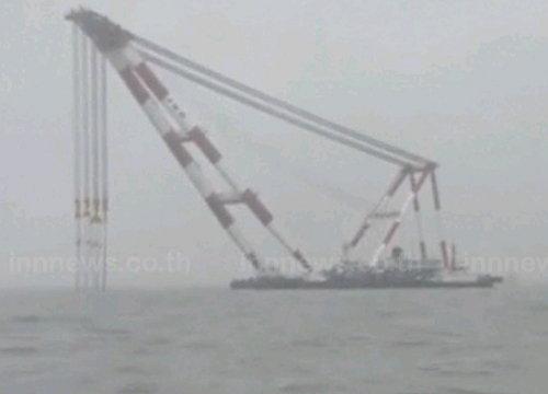 คืบเรือเกาหลีใต้ล่มผู้รอดชีวิตมีอาการซึมเศร้า